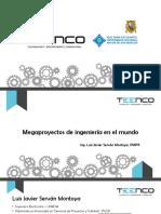 Megaproyectos de Ingeniería en El Mundo V3