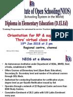NIOS DElEd- RP Orientation -19!1!18