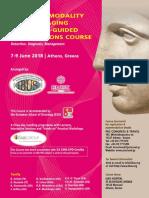 Επιστημονικο Προγραμμα Ibus 2018 Athens Course