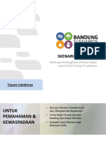 141014 - Bandung Scenarios Presentation - Bahasa Indonesia