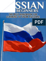 Russian for Beginners the Best Handbook for Learning to Speak Russian 33