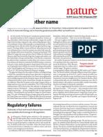 Nature Magazine 7160 - 2007-09-20