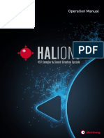 HALion 6 Operation Manual En
