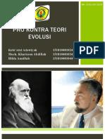 6 Pro Kontra Teori Evolusi. Review