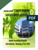 Konsep Green Hospital Di Rs Sarjito Jogjakarta