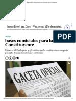 Publicadas en Gaceta Oficial bases comiciales para la Constituyente.pdf