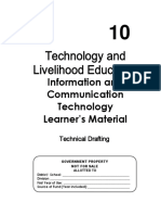 TLE ICT Technical Drafting Preliminaries