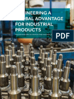 Engineering a Global Advantage for Industrial Products