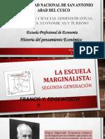 La Escuela Marginalista