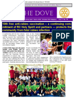 RC Holy Spirit the DOVE Vol. X No. 19 April 17, 2018