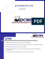 Dcms Presentation