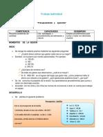 Trabajo Individual Del Curso Sobre Evaluacion Foermativa