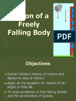 Motion of FFB