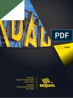 Catalogue Bardahl 2018 NL FR