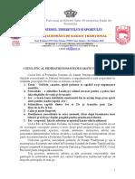CODUL ETIC AL FEDERATIEI ROMANE DE KARATE TRADITIONAL.doc