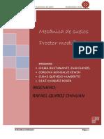 Proctor Modificado
