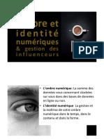 identité numérique et gestion des influenceurs