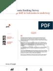 2018 PWC Indonesia Banking Survey