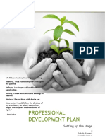 professional development plan jakobkunert
