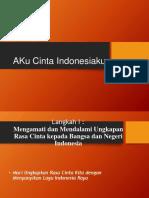 Aku Cinta Indonesia