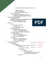 REview of Neuroanatmy