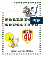 FOLLETO EDUCATIVO