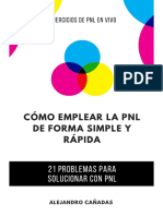 eBook Como Emplear La PNL de Forma Simple y Rapida 1 1