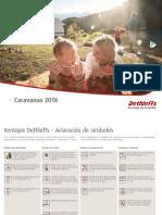 Dethleffs - Catálogo Caravanas 2018
