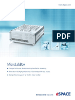 Dspace-MicroLabBox