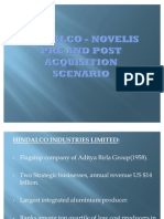 Hindalco Acquisition Ppt