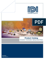 IDI Pins Catalog
