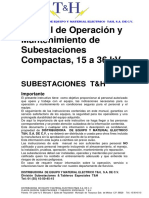 Manual de Operación y Mantto Sub TH 2015 INT AREVA 2