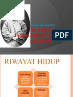 As Sayyid Jamaluddin Al-Afghani