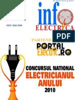 Info Electrica Nr.20 Iulie 2010