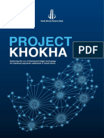 SARB Project Khokha