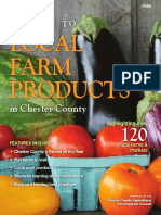 Local Farm Products in Chester County