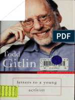 [Art of Mentoring] Todd Gitlin - Letters to a Young Activist (2003, Basic Books)