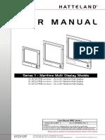 Hatteland Display Usermanual Series1 Mmd