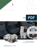 Rotork Controls IQ Actuators