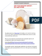 2018 Global Dairy Food Industry Report