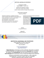 Anuar Statistic CD Serii de Timp