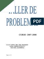 Taller de Problemas en PDF