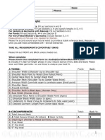 2018 Unisex Measurement Chart Web