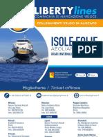 Tascabile Invernale 2018 Isole Eolie in Vigore Fino Al 19-06-2018 59