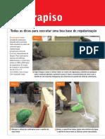 Editora Pini. Equipe de Obra/ Contrapiso
