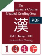 Kanji Learner Course Graded Readers 1