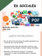Redes SocialesReuniondeapoderados 2018