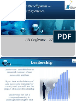 Infosys Leadership Ppt