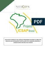 Projeto ICPSAP