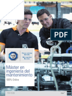 Es Tuv Sud Formacion Master Ingenieria Mantenimiento Online